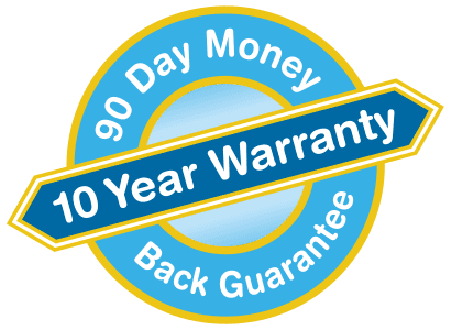PlexiDor 10 Year Warranty