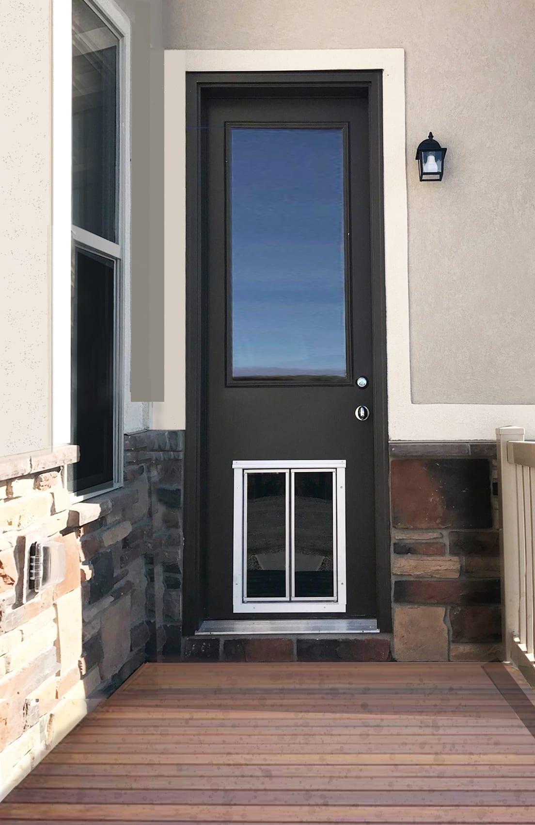 Plexidor Dog Door Key