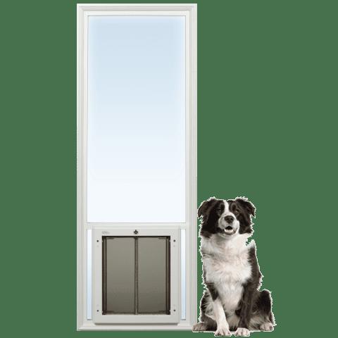French Door Insert Dog Doors For