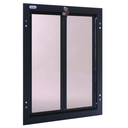 Bronze Xl Plexidor Dog Door