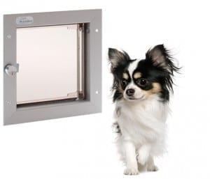 PlexiDor size Dog Door small