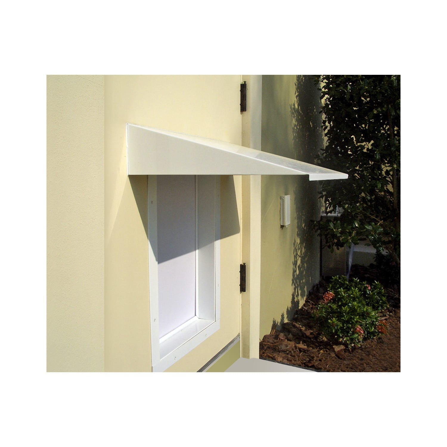 Plexidor Small Dog Door Awning