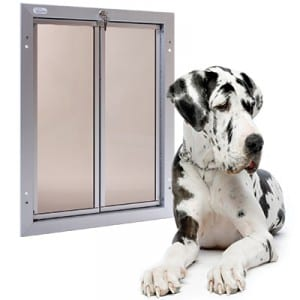 Extra Large PlexiDor dog door