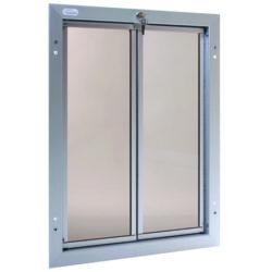 Silver Xl Plexidor Dog Door