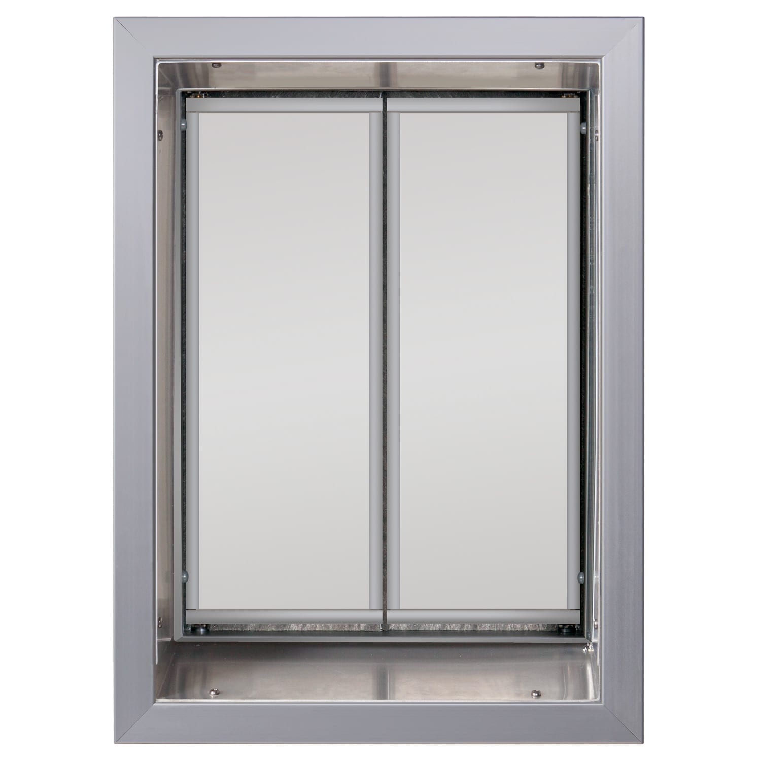 Silver Xl Plexidor Dog Door